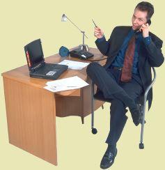 Desk-Chivalry