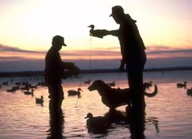 hunting-father-son