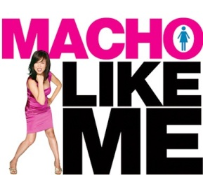 Macho Like Me Promotional Poster