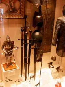 A Knight in the Museum image
