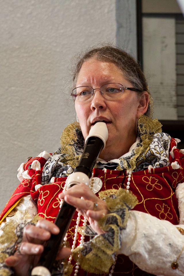 image of Deborah Fox, Presenter / Medieval Ensemble