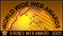 logo for 2005 Worldwide Web Award