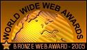 logo for 2005 Worldwide Web Award