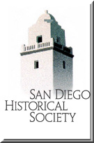 logo for San Diego Historical Society