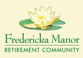 logo for Fredericka Manor Retirement Community