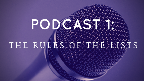 Chivalry Today Podcast 1: The Rules of the Lists
