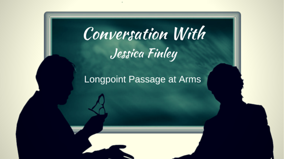 Conversation with Jessica Finley