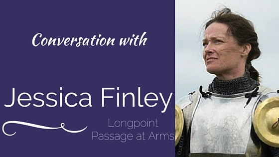 ChivalryToday.com Conversation with Jessica Finley