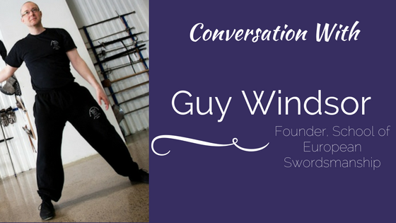 Conversation with Guy Windsor