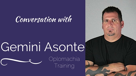 Conversation with Gemini Asonte | ChivalryToday.com