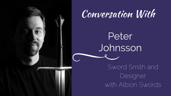 Conversation With Peter Johnsson