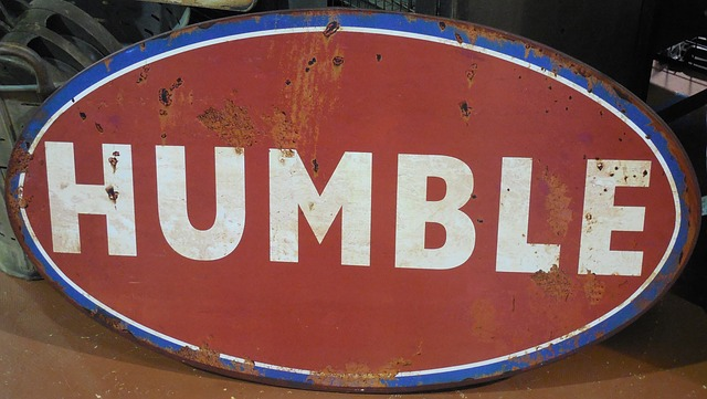 Humility – Huh? – What's It Good For?
