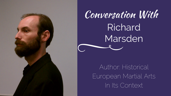 Conversation With Richard Marsden