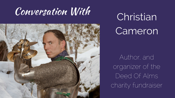 Conversation With Christian Cameron