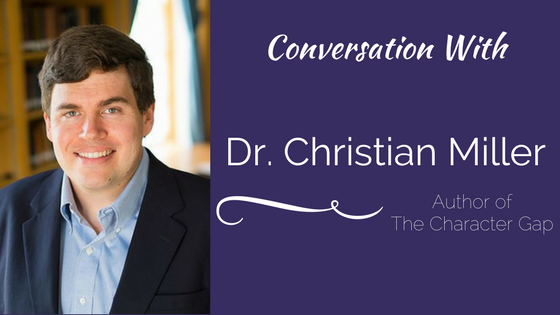Conversation With Dr. Christian Miller