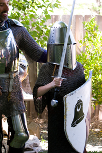 Arms, Armor & Chivalry