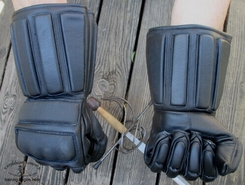 Unarmored Gloves