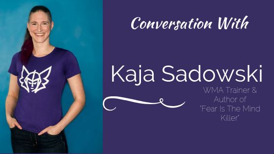Conversation With Kaja Sadowski